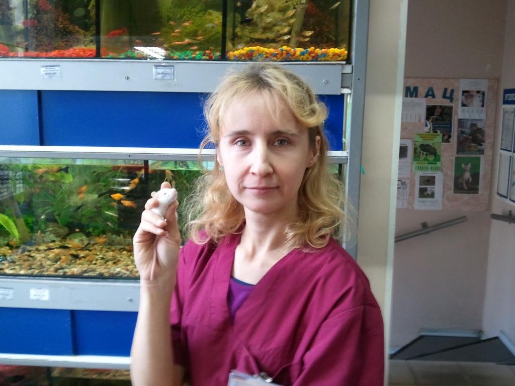 Путченко Ирина Вячеславовна, продавeц-консультант