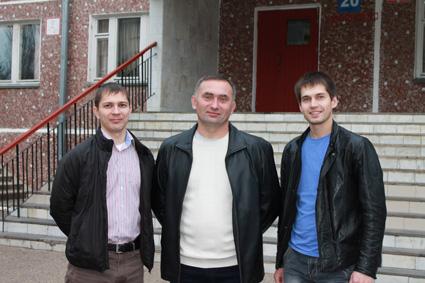 Ветеринарная конференция в Краснодаре (ноябрь, 2013)